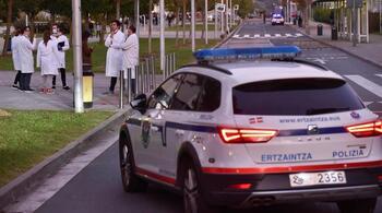 Detenido un joven tras disparar en la universidad de Vizcaya
