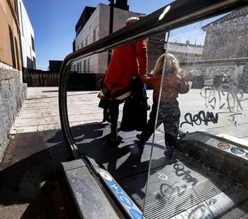 La ciudad pedirá cámaras en la zona alta por el vandalismo