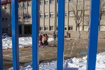 CSIF critica la enseñanza por debajo de los 17 ºC en el aula