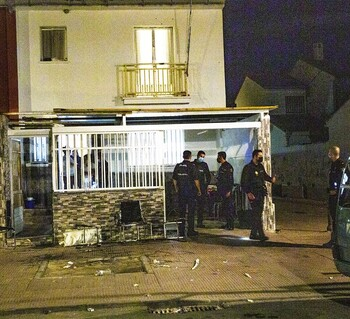 Libres con cargos, los detenidos en Mallorca tras el tiroteo
