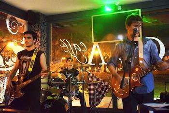 El grupo Fahrenheit durante uno de sus conciertos antes de la pandemia.