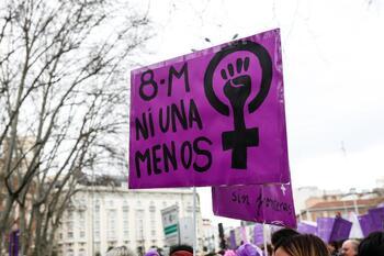 Toledo protesta por los últimos casos de violencia machista