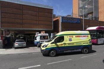 Una explosión deja dos heridos en Las Ventas de Retamosa