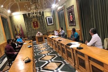 El Ayuntamiento planifica ya el Nacional de atletismo sub16