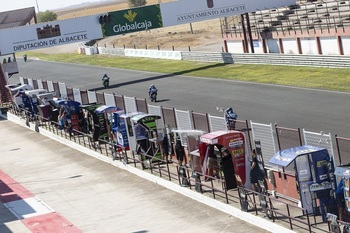 El Circuito de Albacete aplaza la prueba de Clásicas