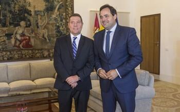 Núñez espera que sea Page el candidato del PSOE en 2023