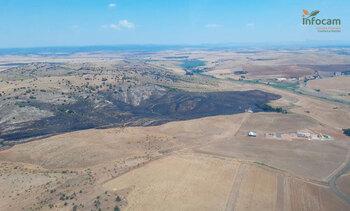 Los incendios provocan un grave daño medioambiental, económico y social.