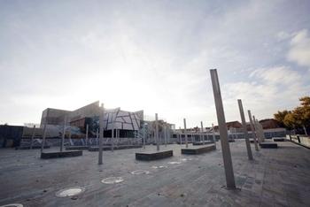 Urbanismo plantea remodelar la plaza del teatro-auditorio