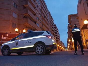 3 detenidos por agredir al propietario de un bar en Tudela