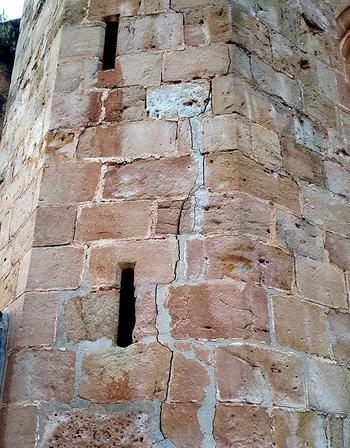 Hermosilla clausura su iglesia por riesgo de derrumbe