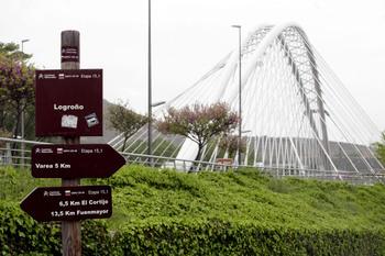 El arreglo del puente Sagasta costará 473.000 euros