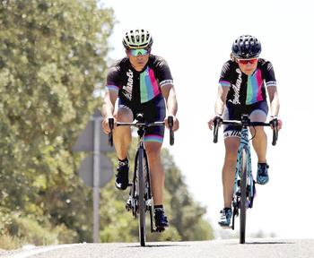 Cyclope descubre la provincia a golpe de pedal