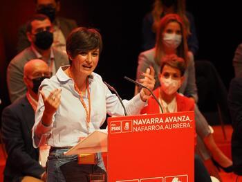 Isabel Rodríguez dice que los Presupuesto