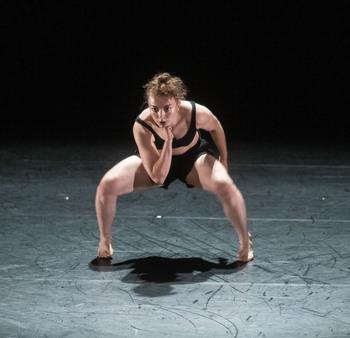 Clémence Juglet gana el Certamen de Danza Contemporánea