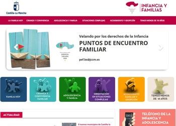 Se incrementan las visitas al Portal de Infancia y Familia