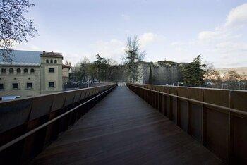 La pasarela de Labrit mantendrá su estética pero reforzada