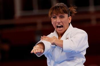Sandra Sánchez competirá por el oro con la japonesa Shimizu