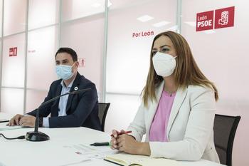 El PSOE acusa al PP de mentir sobre el reparto de fondos UE
