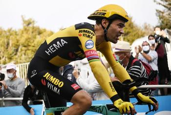 Tom Dumoulin deja temporalmente el ciclismo