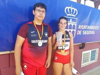 Lluvia de medallas en el Regional en Segovia