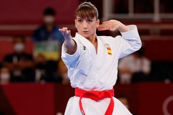 Sandra Sánchez se proclama campeona olímpica