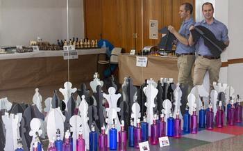 El universo del ajedrez expuesto desde las aulas