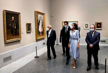 40 años de lealtad al Museo del Prado