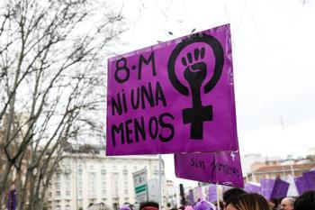 El Gobierno prohíbe las manifestaciones por el 8M en Madrid