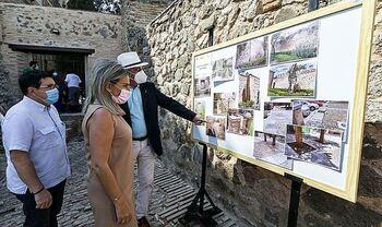 Toledo recupera el torreón de los Abades en 2,5 meses