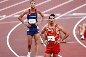 Gómez, apeado de la final del 1.500 de los Juegos Olímpicos