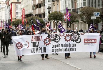 200 delegados sindicales más en los dos últimos años
