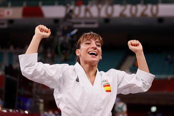 Casa Real, Sánchez, Page y Élez felicitan a Sandra Sánchez