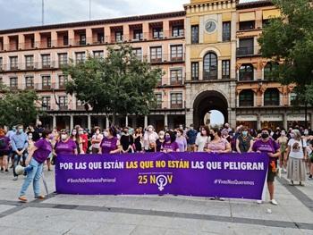 Toledo clama por la concatenación de crímenes machistas