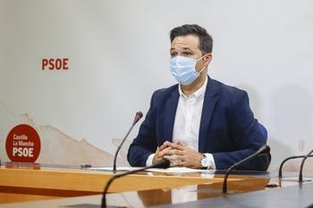 El PSOE dice que la región rechaza el «radicalismo» del PP