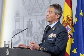 El JEMAD presenta su dimisión a Robles