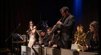 Jazz Big Band cierra el ciclo de conciertos de la Ciudadela