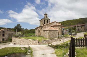 Iglesia de San Martín Obispo, Salcedillo