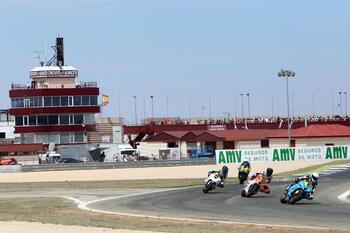 El Circuito tendrá una curva 'albacetense'