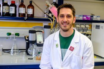 Un investigador de la UR, premio de Química Biológica 2020