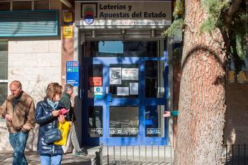 El 2º premio de la Lotería deja 250.000 euros en Ávila