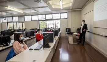 La UBU inicia el curso con un 4% más de alumnos nuevos