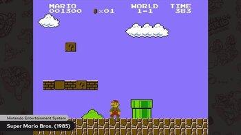 Dos millones por una copia de Super Mario Bros. sin abrir