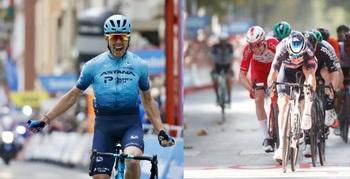 Alex Aranburu y Jasper Philipsen abandonan La Vuelta