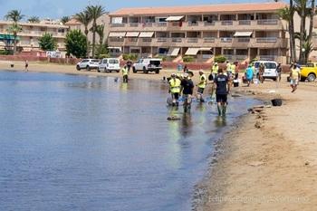 Murcia prohíbe los fertilizantes cerca del Mar Menor