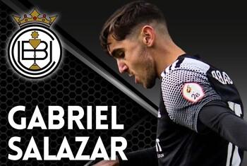 El delantero Salazar es el octavo fichaje de la Balompédica