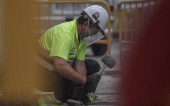 La construcción recupera la actividad previa a la pandemia