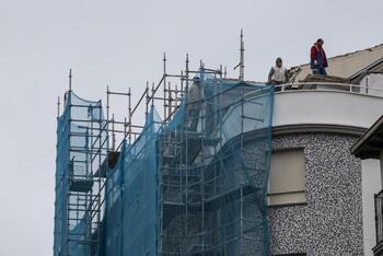 Logroño ayuda con 500.000 euros a la reparación de edificios