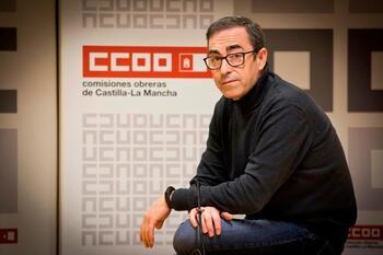 De la Rosa: «CCOO es un elemento dinámico en las empresas»