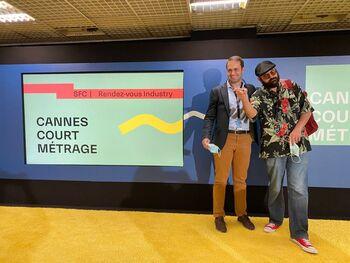 'Alegrías riojanas' gana un premio del Festival de Cannes