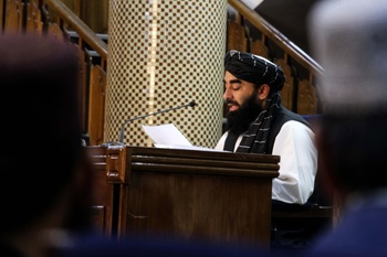 Los talibanes exigen su exclusión de la lista negra de la ONU